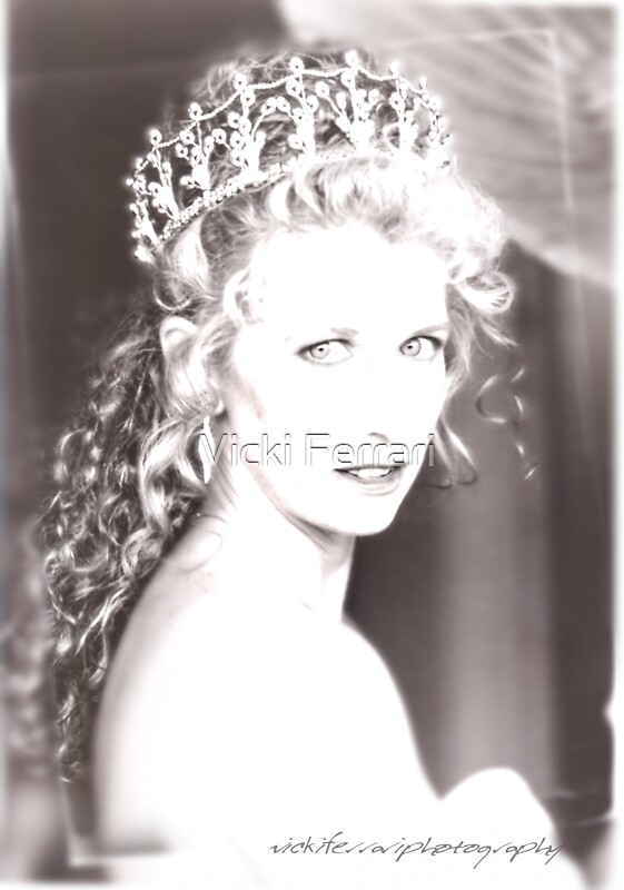 Princess Linda © Vicki Ferrari by Vicki Ferrari
