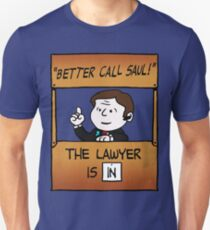 Better Call Saul Lawyer Unisex T-Shirt