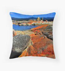 photoj Tas East Coast Throw Pillow