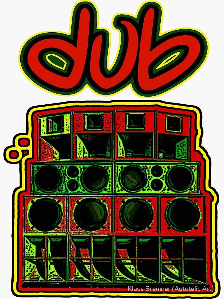 Dub Soundsystem-Rasta by fugazi75