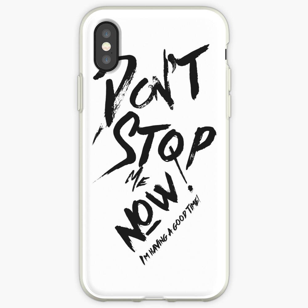 Having a good time iPhone Case & Cover