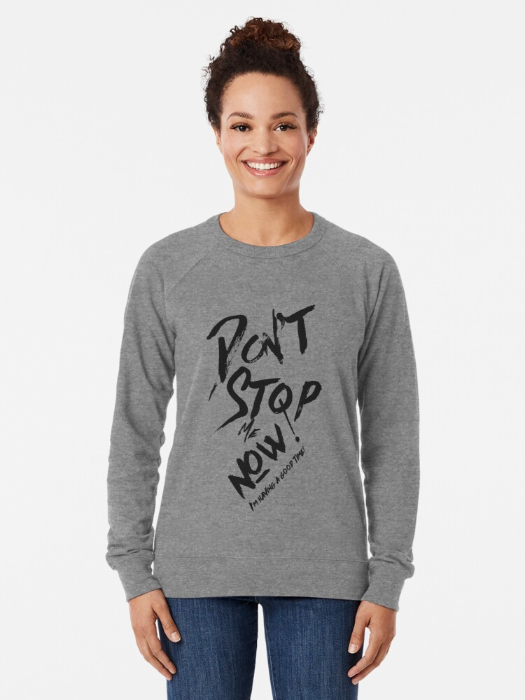 Alternate view of Having a good time Lightweight Sweatshirt