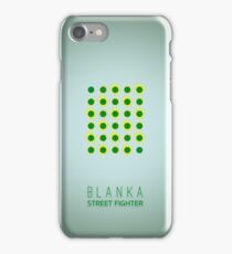 Street Fighter - Blanka iPhone Case/Skin