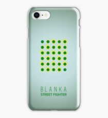Street Fighter - Blanka iPhone Case/Skin