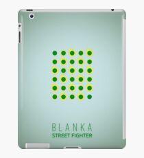 Street Fighter - Blanka iPad Case/Skin