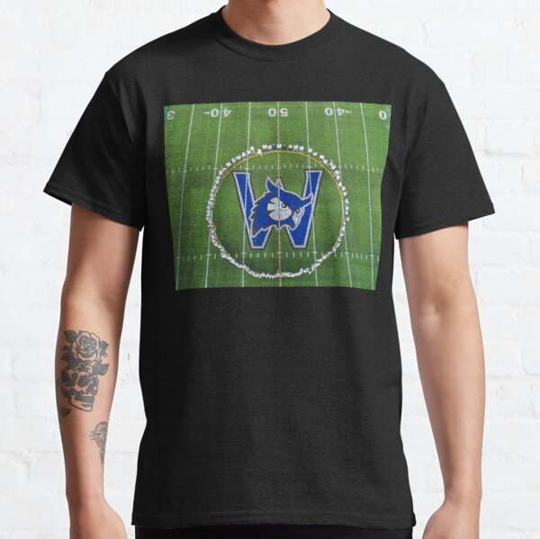 Westfield State University Owls WSU Aerial Photograph Classic T-Shirt