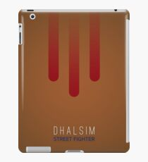 Street Fighter - Dhalsim iPad Case/Skin