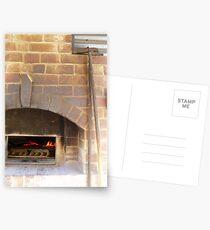 Oven for Hansel Postcards