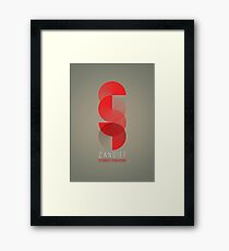 Street Fighter - Zangief Framed Print