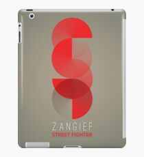 Street Fighter - Zangief iPad Case/Skin