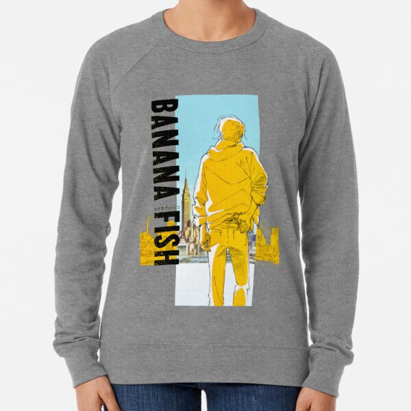 poisson banane Sweatshirt léger