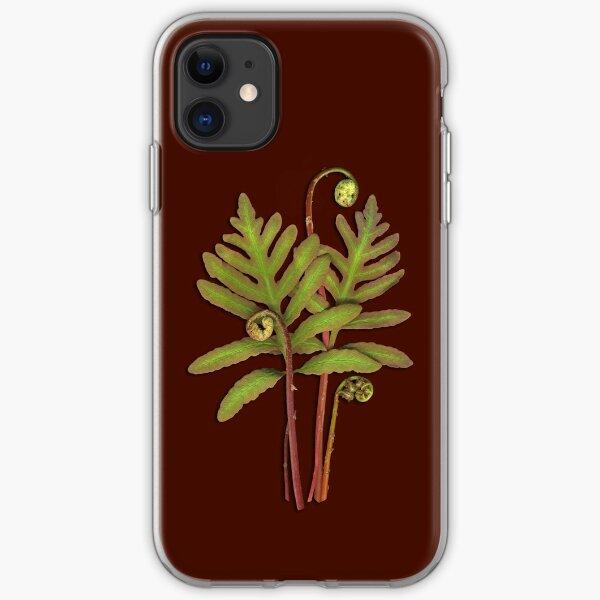 Sensitive Fern iPhone Soft Case