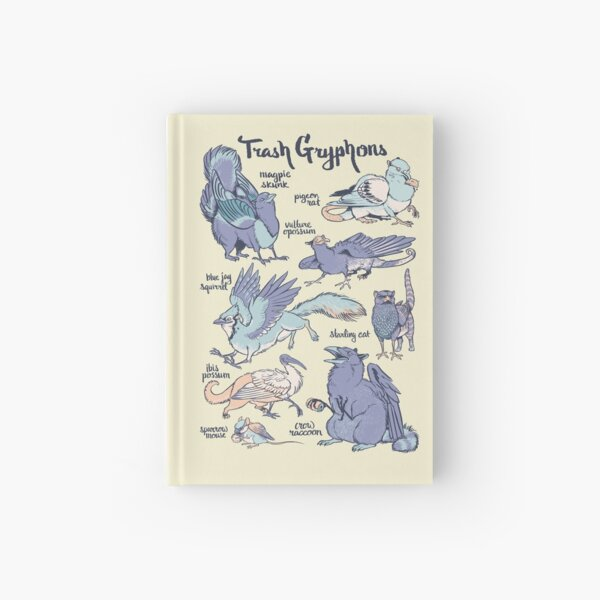 Trash Gryphons: Collection Hardcover Journal