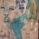 Face s- Bernard Lacoque by ArtLacoque