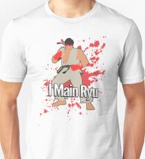 I Main Ryu - Super Smash Bros. T-Shirt