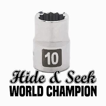 Funny Champion - Hide and Seek World Best - Strongest Elite Humor de stuch75