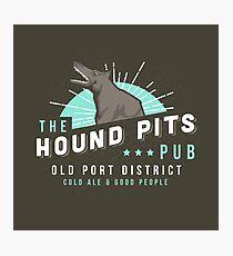 Dishonored - The Hound Pits Pub Photographic Print