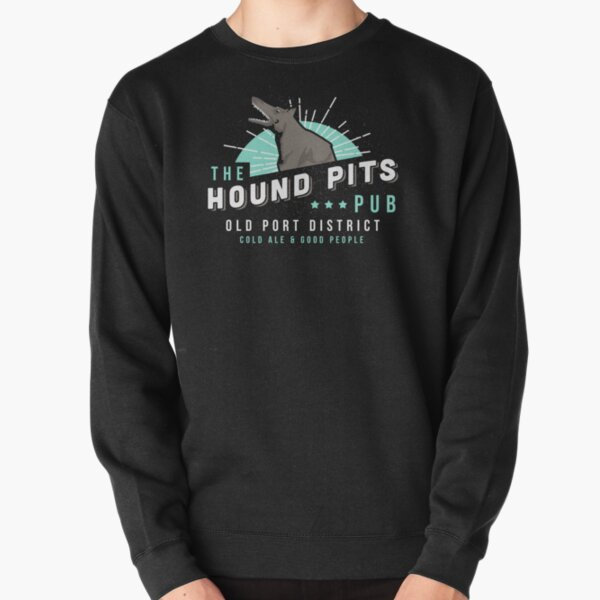 Dishonored - The Hound Pits Pub Pullover Sweatshirt