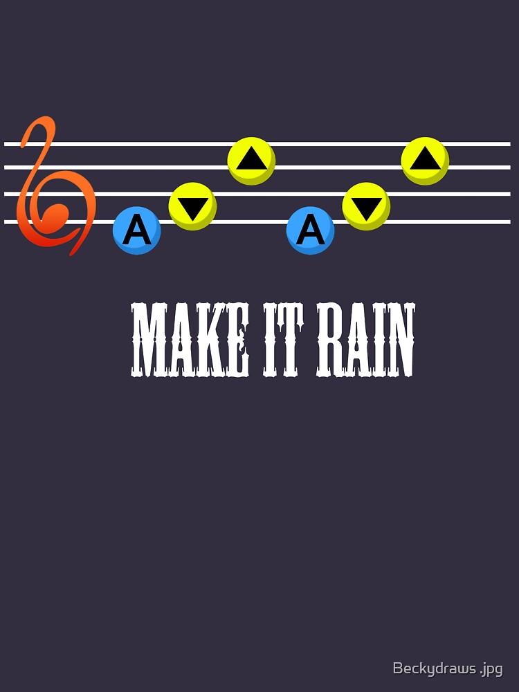 Make it Rain | Unisex T-Shirt