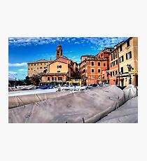 Nervi Genoa Photographic Print