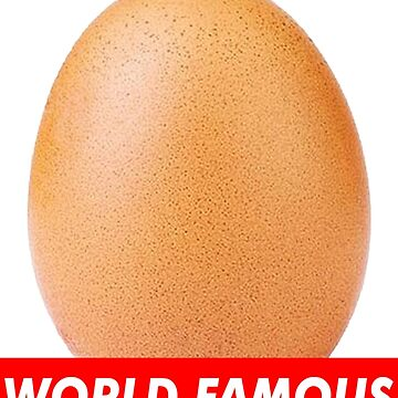 Egg World Famous by mBshirts