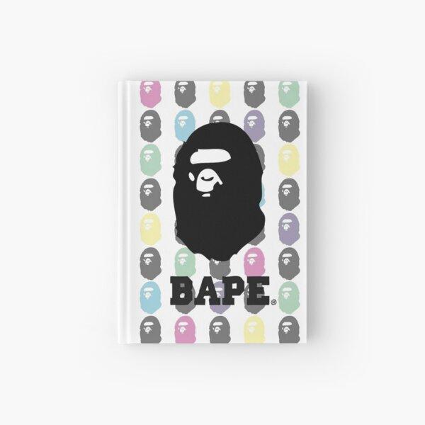 Bape Hardcover Journal