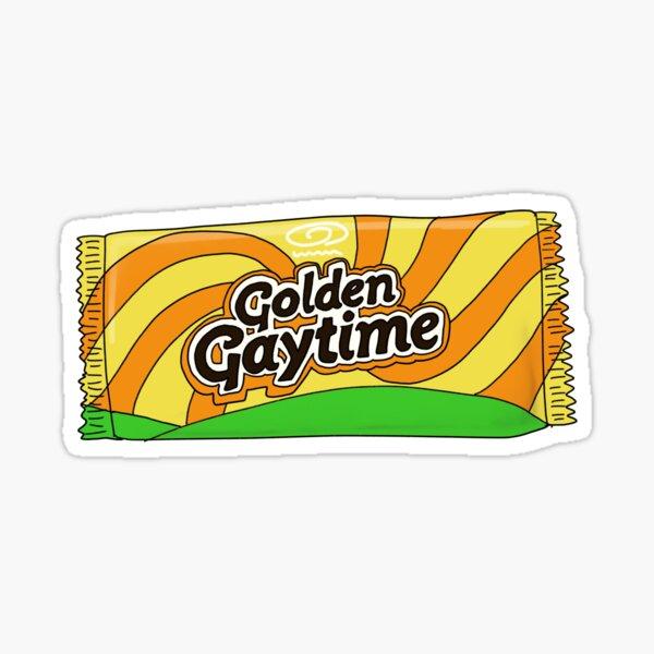 Golden Gaytime - Aussie Icons Sticker