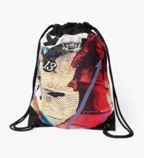 Skin Flick #3 Drawstring Bag
