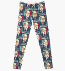 We Shall Overcomb Donald Trump Leggings