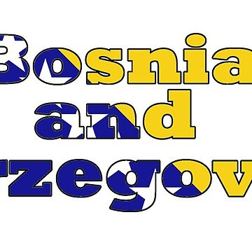 Bosnia and Herzegovina by cstronner