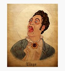 Viago - What We Do In The Shadows Photographic Print