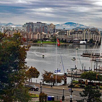 Inner Harbour by woodeye518