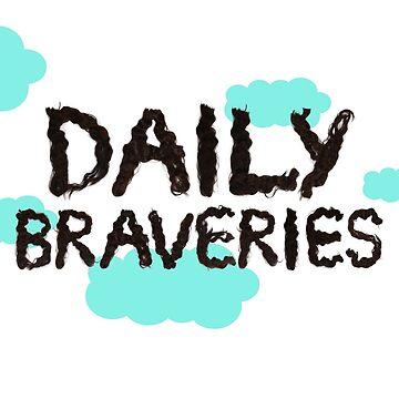 Daily Braveries by NadaMashhour