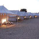 Desert Camp by ShootingSardar