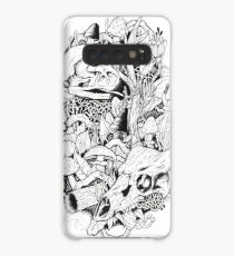 Mushroom Kingdom Case/Skin for Samsung Galaxy