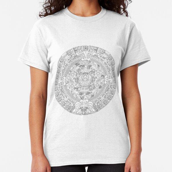 Aztec Cthulhu Vector Classic T-Shirt