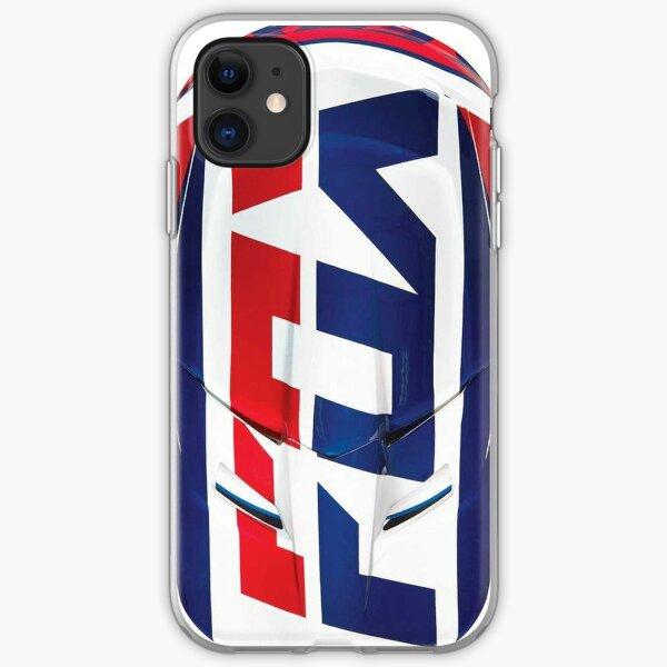 fox racing trend top selling cute sticker case  iPhone Soft Case