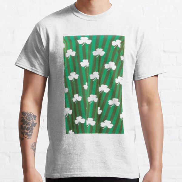 #flower, #decoration, #design, #pattern, #illustration, nature, abstract, art, leaf, season Classic T-Shirt
