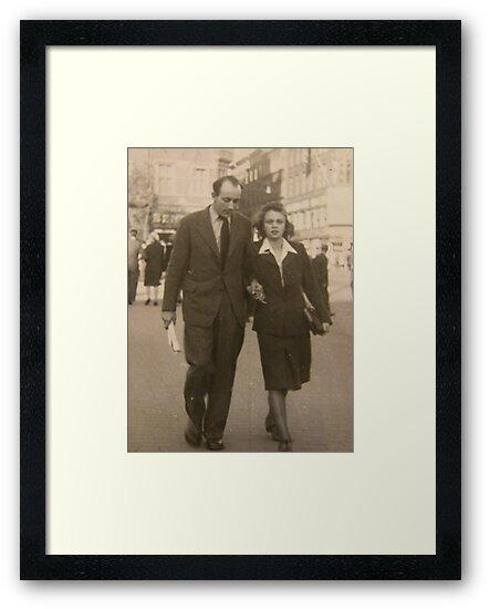 Mor og Far (Mum and Dad) by IngridSonja