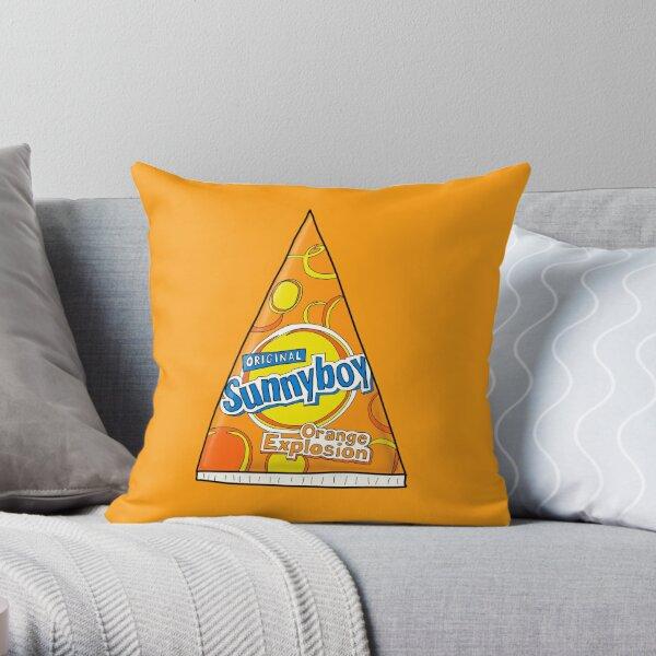 Sunnyboy - Aussie Icons Throw Pillow
