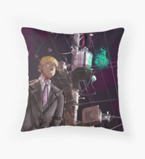 MOB!  Throw Pillow