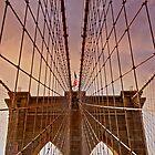 Brooklyn Bridge by Alex Preiss