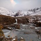 Upstream from the Fairy Pools by tinnieopener