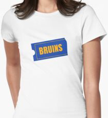 Bruins Women's Fitted T-Shirt