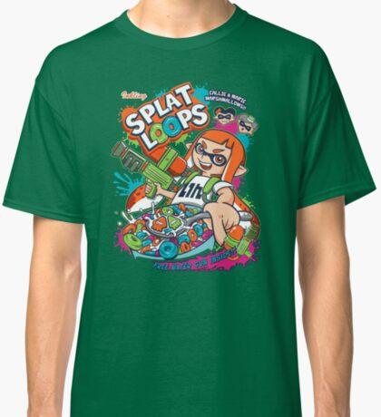Splat Loops Classic T-Shirt