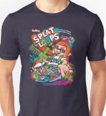 Splat Loops Unisex T-Shirt