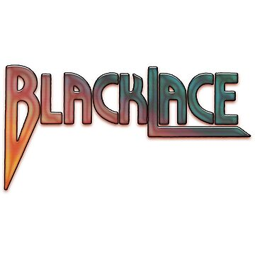 Blacklace 80s metal by tomastich85