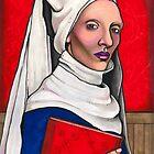Christine de Pizan by Alexandra Melander