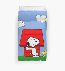 Snoopy Duvet Cover