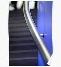 Stairway - Art Gallery of Alberta Poster